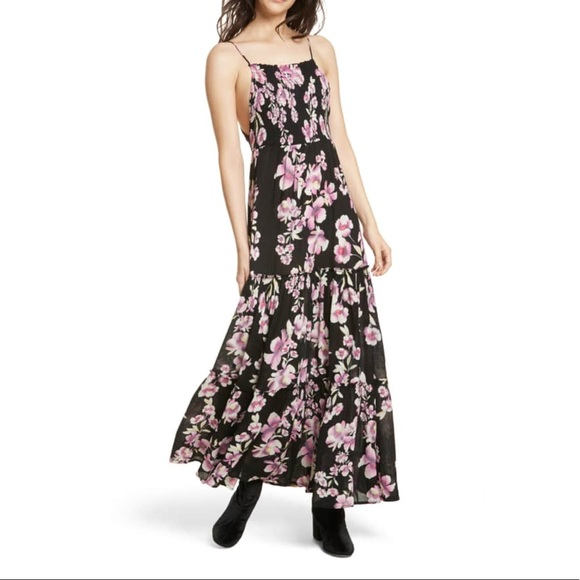 b32a1b0af84 Free People Garden Party Floral Maxi Dress